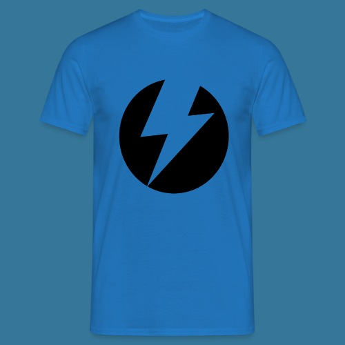 BlueSparks - Inverted - Men's T-Shirt