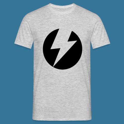 BlueSparks - Inverted - Men's T-Shirt