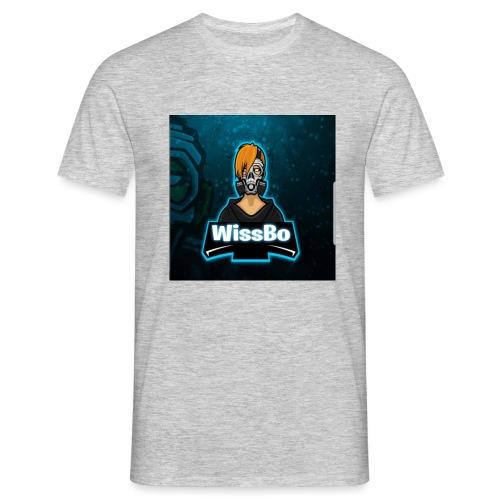 ORIGINAL WISSBO LOGO - Männer T-Shirt