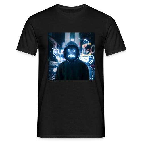 Robot Men - Mannen T-shirt