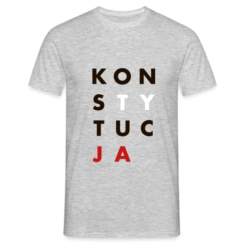 konsTYtucJA - Koszulka męska