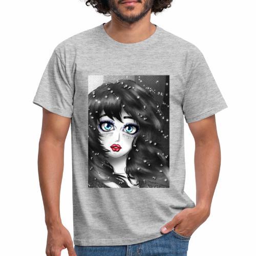 Comic girl - Camiseta hombre