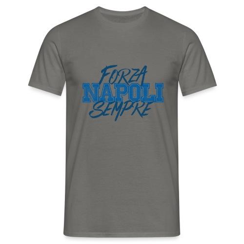 Forza Napoli Sempre - Maglietta da uomo