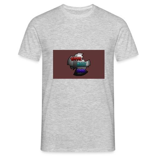 My YouTube LOGO - Men's T-Shirt