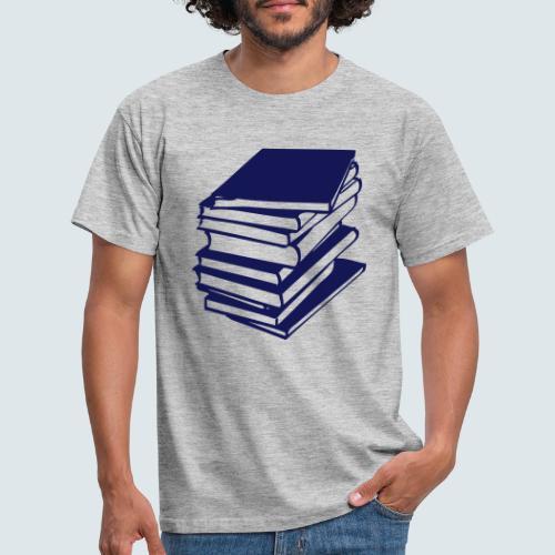 Buecher - Männer T-Shirt