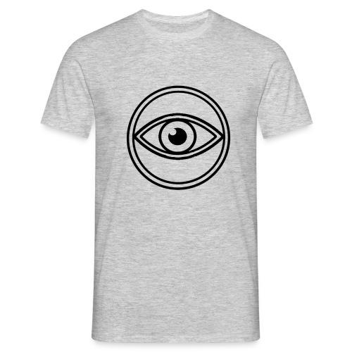 le voyant noir - T-shirt Homme