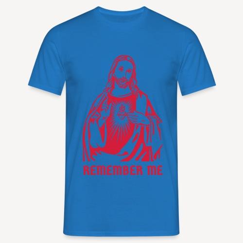 REMEMBER ME - Men's T-Shirt