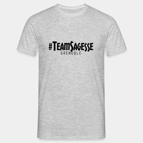 TeamSagesse2 png - T-shirt Homme