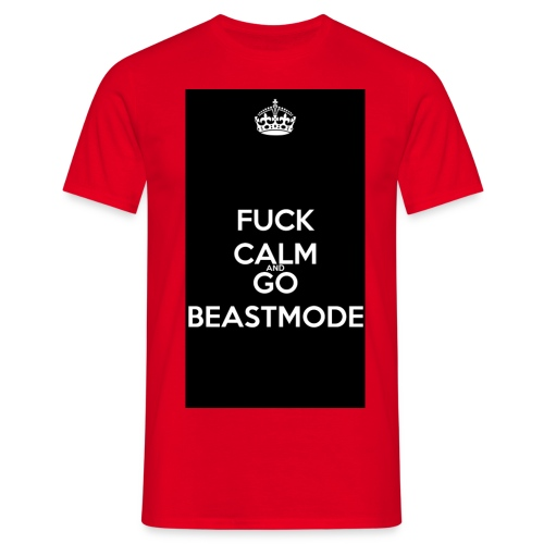 Go Beast-Mode - Men's T-Shirt