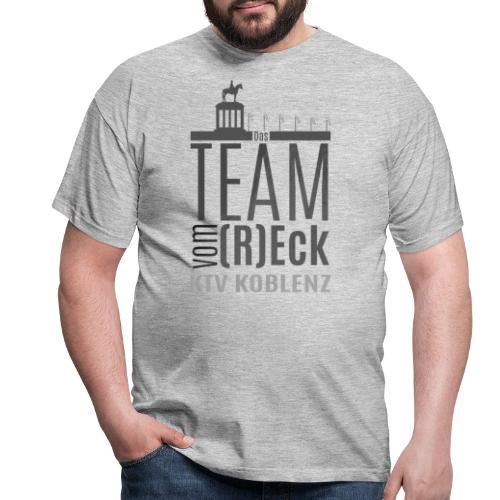 Shirt_Logo_2016_grau - Männer T-Shirt