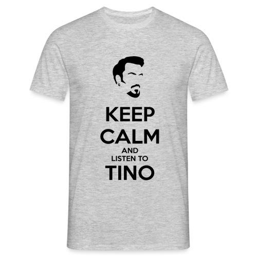Keep Calm Tino - Camiseta hombre