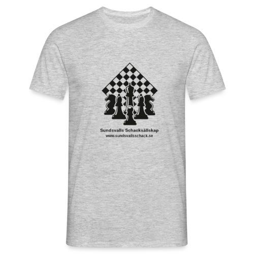 Sundsvalls Schacksällskap - T-shirt herr