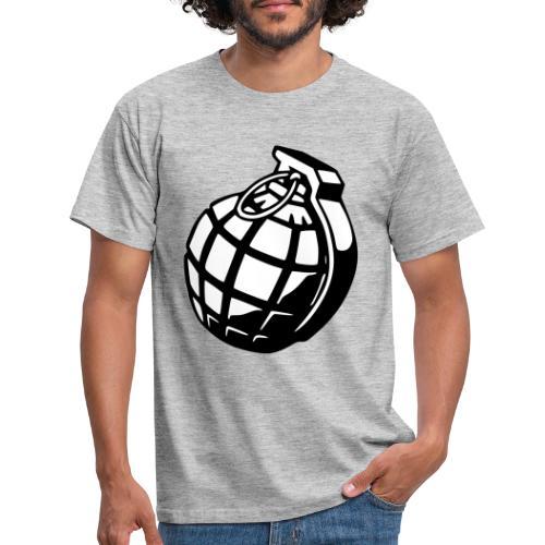 GRENADE - Mannen T-shirt