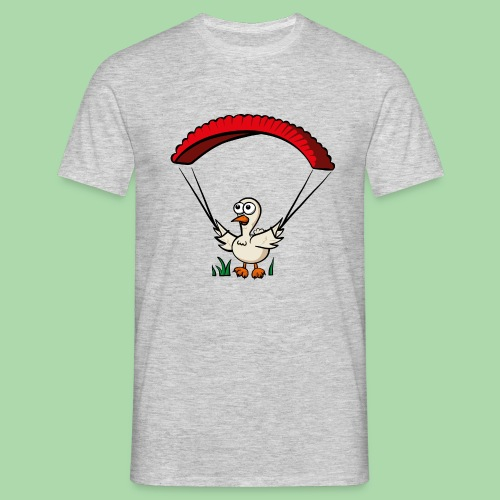 Groundhendl Groundhandling Hendl Paragliding - Männer T-Shirt