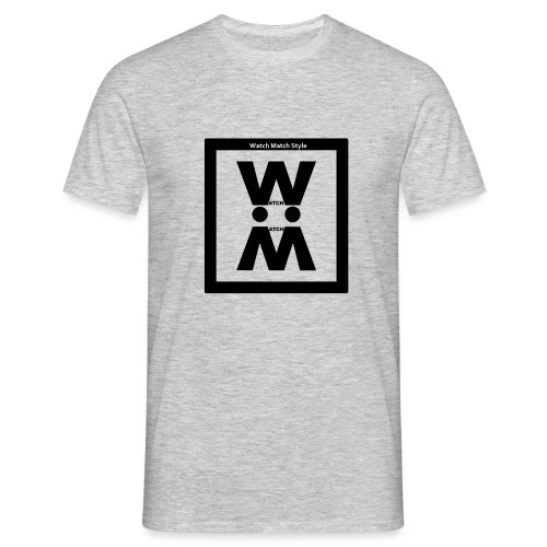 PICTURE WATCH MATCH STYLE - Maglietta da uomo