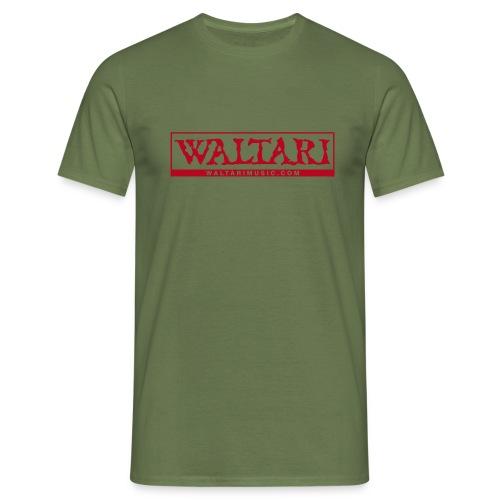 Waltari Logo - Men's T-Shirt