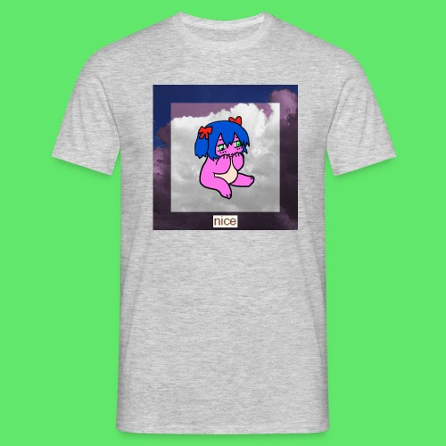 le nice girl - Men's T-Shirt