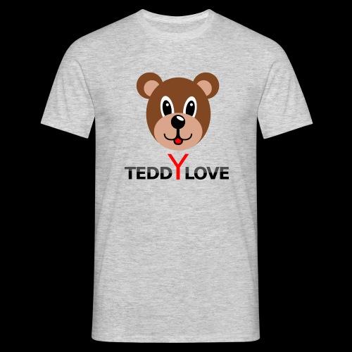 TEDDYLOVE COUTURE - Männer T-Shirt