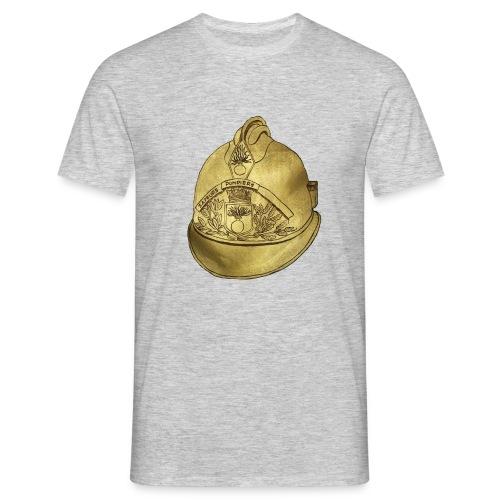 Casque pompier - T-shirt Homme