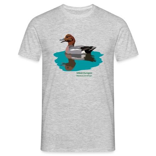 Silbon-Europeo - Männer T-Shirt