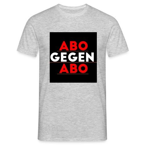 Abo gegen Abo - Männer T-Shirt