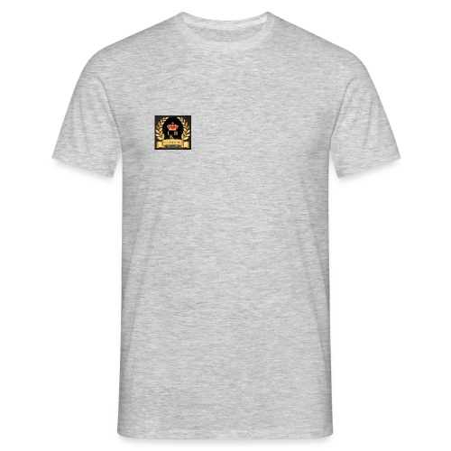 lorbeerkranz schablone 23 2147497739 jpg - Männer T-Shirt
