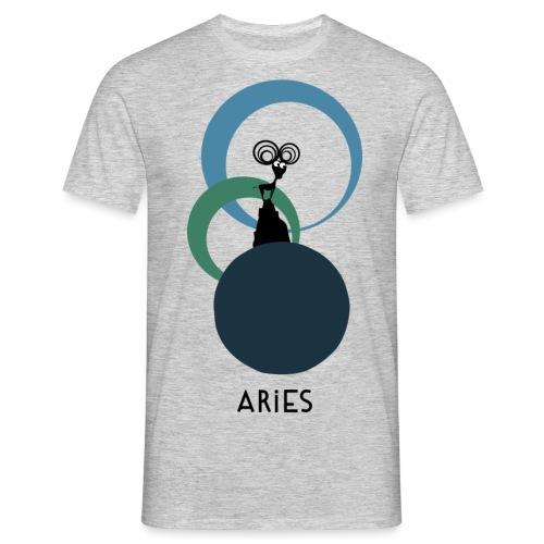 Unconventional zodiac: Aries - Maglietta da uomo