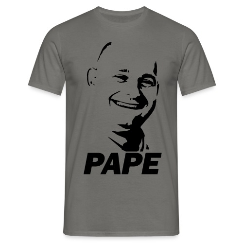 PAPE - Herre-T-shirt