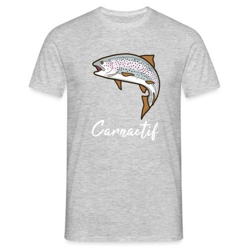 Truite Carnactif - T-shirt Homme