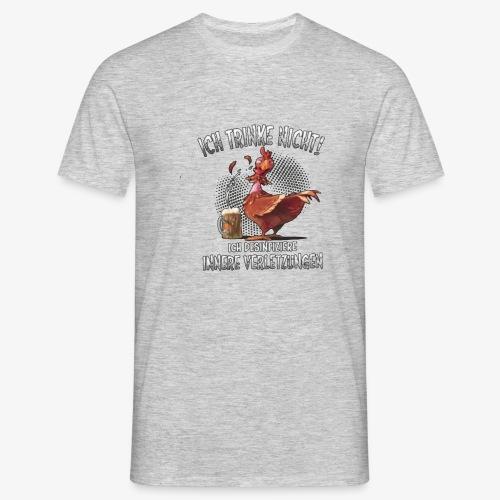 HUHN - Männer T-Shirt