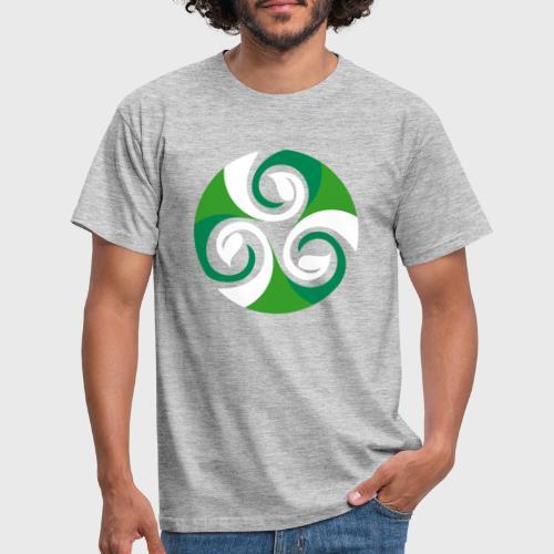 Triskelectif - T-shirt Homme