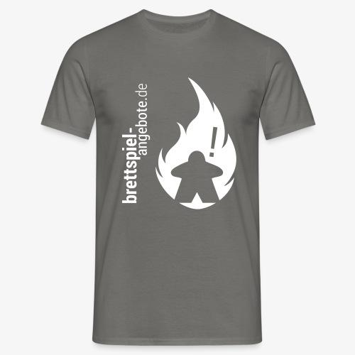 logo big - Männer T-Shirt