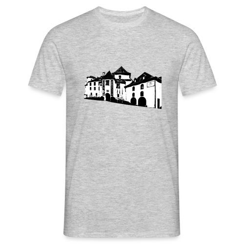 Clervaux Schloss - Männer T-Shirt
