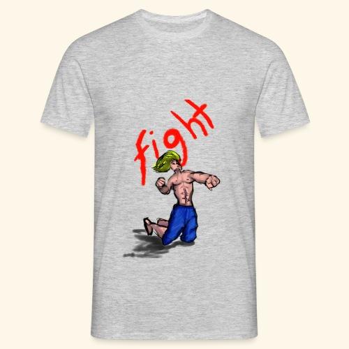 FIGHT - Camiseta hombre