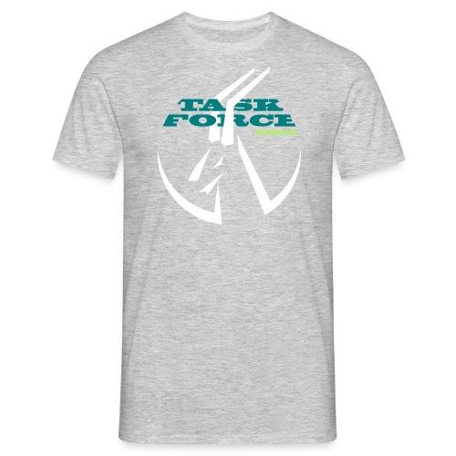TaskForce Logo - Männer T-Shirt
