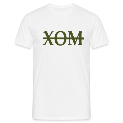 xom kharki png - Men's T-Shirt