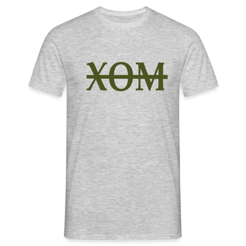 xom kharki png - Men's T-Shirt