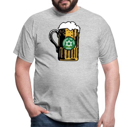 Zoigl Krug Shirt - Männer T-Shirt