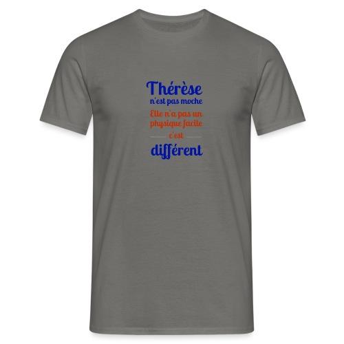Thérèse - T-shirt Homme