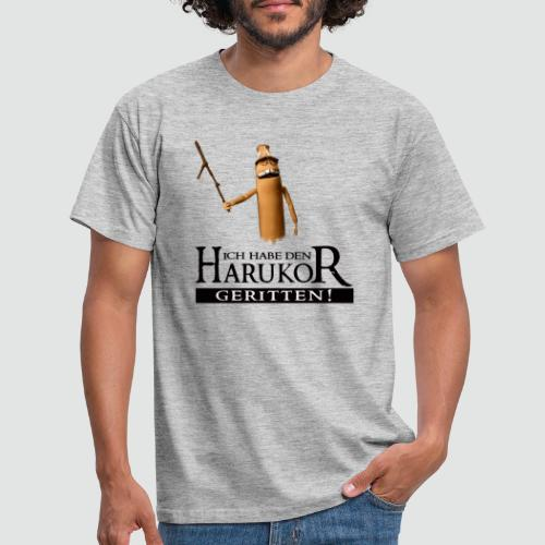 TubeHeads Ich habe den Harukor geritten - Männer T-Shirt