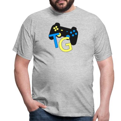 logoTG - Koszulka męska