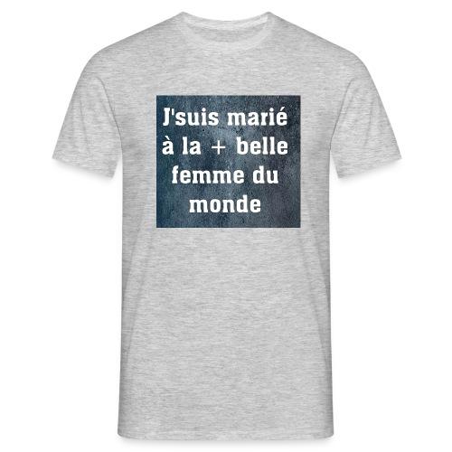 Homme et accessoires - T-shirt Homme
