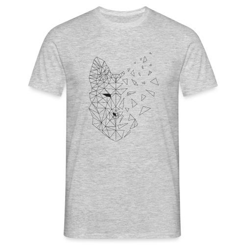 WOLF - Maglietta da uomo