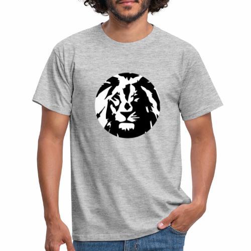 Lion Strength - Men's T-Shirt