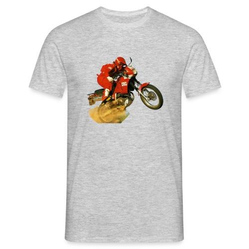 Marlboro-Nixe - Mannen T-shirt