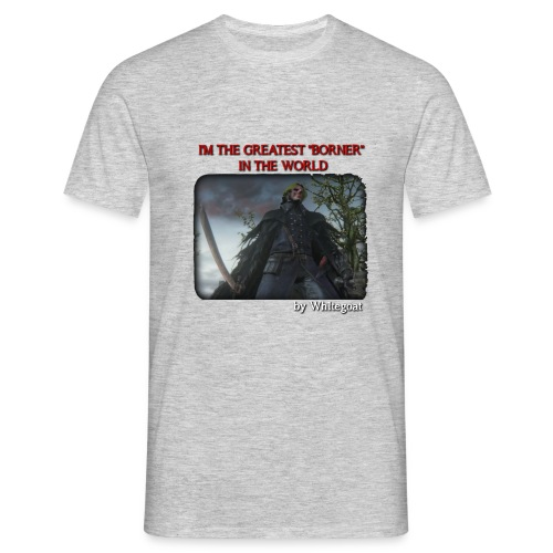 BERTOLDO SHIRT CROP png - Maglietta da uomo