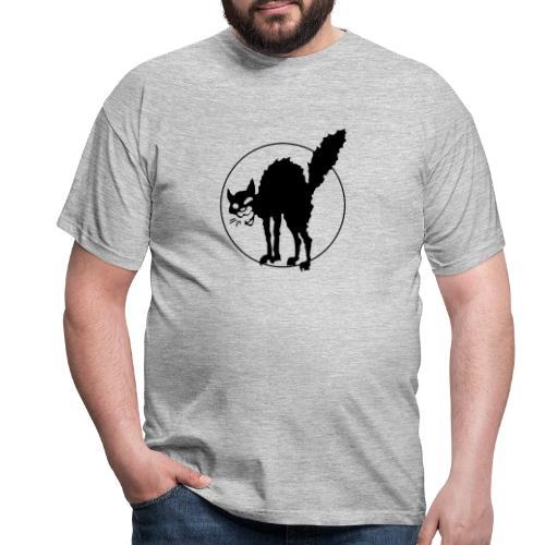 Chat noir - T-shirt Homme