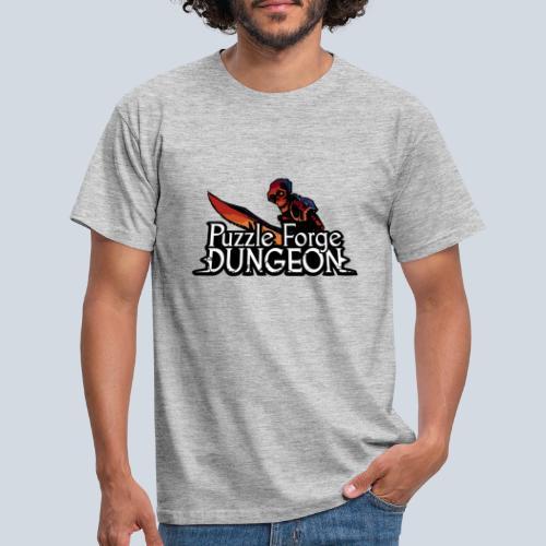 logo tshirt pfd - T-shirt Homme