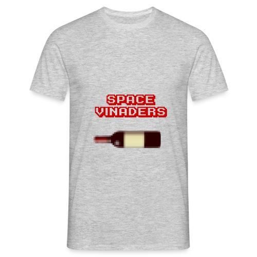 Space vinader - T-shirt Homme