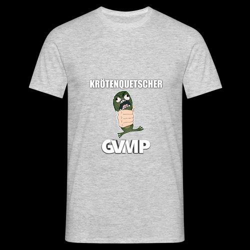 Krötenquetscher - Männer T-Shirt